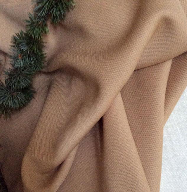 tissu d'ameublement beige