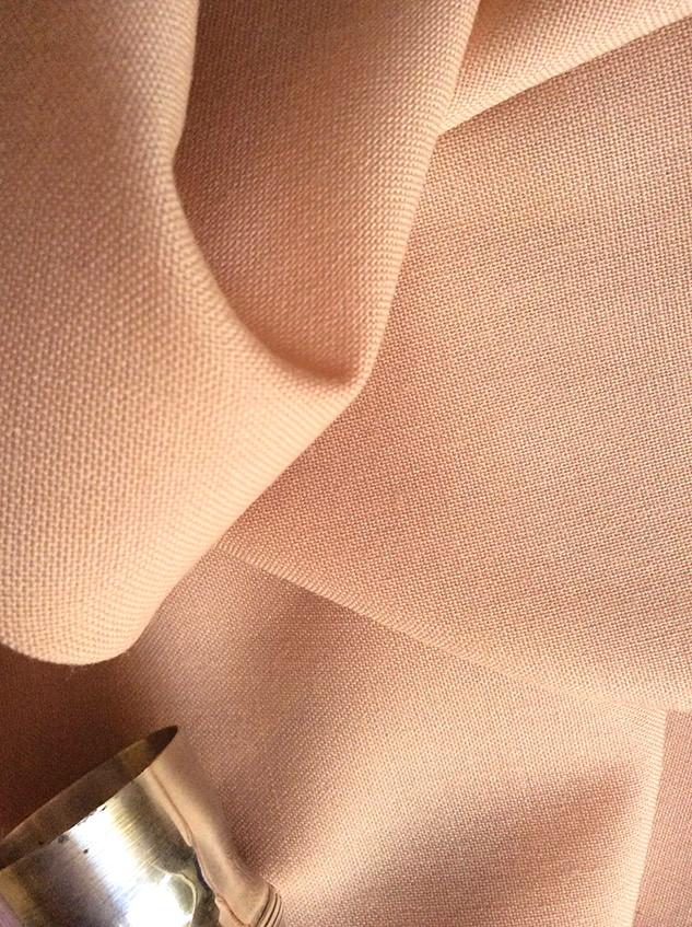 tissu rose clair