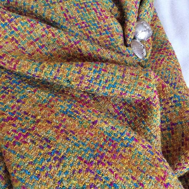Tissu tweed au metre cardailhac