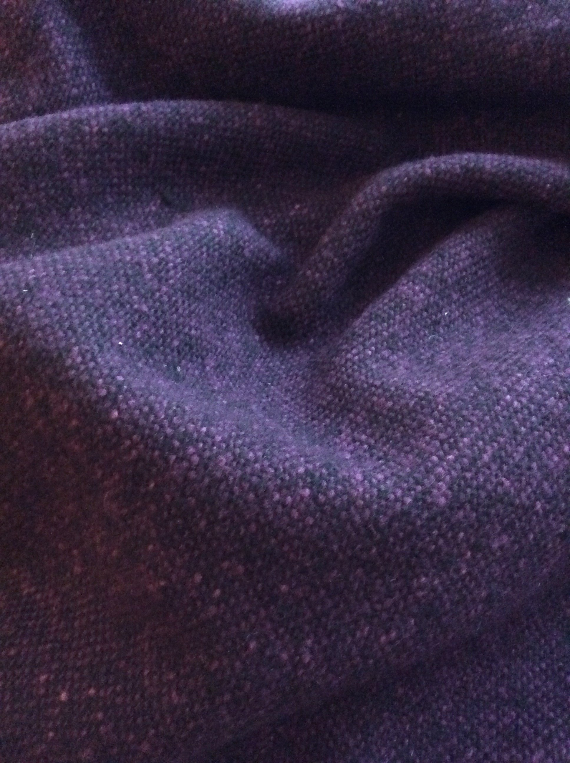 Rideau au metre tissu tweed laine donegal