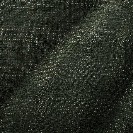 Tissu polyester laine gris Prince de Galle extensible