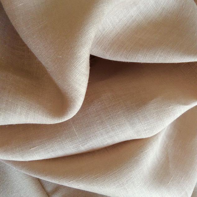 tissu lin rosé cardailhac