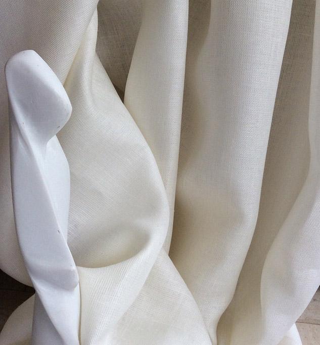Tissu ameublement tissu lin cru au m tre brillant pour rideaux - Tissu ameublement au metre ...