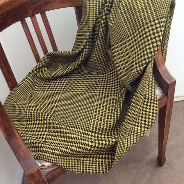 tissu ameublement en laine tissu prince de galles g ant. Black Bedroom Furniture Sets. Home Design Ideas