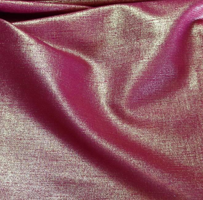 Rideaux lin brillant tissu au metre rouge tissus au metre vente de tissus - Rideaux au metre pas cher ...