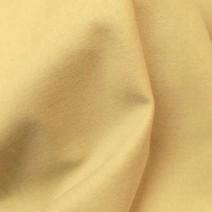 Tissu flanelle de laine beige