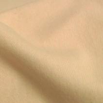 Cachemire drap de laine beige rosé