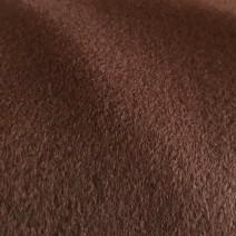 cachemire drap de laine marron couture