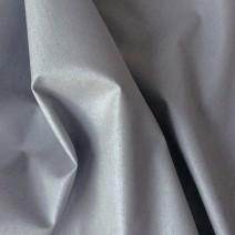 Tissu argenté