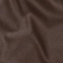 Tissu Drap de laine marron