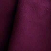 tissu pour canapé prune