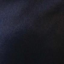 Drap de laine cuir bleu marine