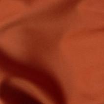 Flanelle de laine orange brulee 1632