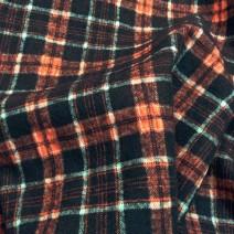 Tissu flanelle de laine tissu ameublement tissu tartan
