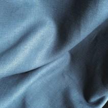 tissu bleu au mètre