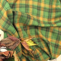 Shetland tissu écossais