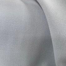 tissu ameublement en crepe laine gris