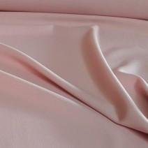 tissu ameublement en crepe laine rose