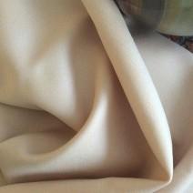 tissu ameublement beige poudre