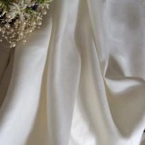 Tissu ameublement blanc