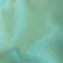 tissu au metre crepe de laine vert