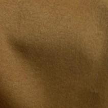 Tissu cachemire à poils couchées Camel