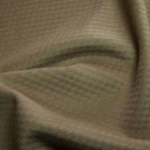 Tissu cachemire camel à relief