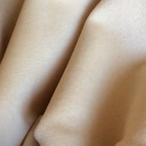 Tissu cachemire nude