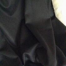 tissu cachemire noir