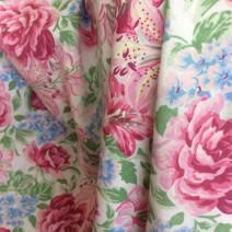 Tissu coton tissu imprimé