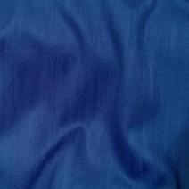 Tissu de laine double bleu