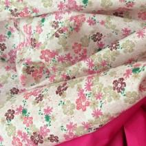 Tissu coton imprimé fleurs Liberty