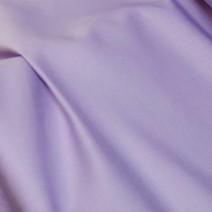 Tissu en lin et coton sergé violet
