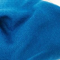 Tissu polypropylène cannage bleu