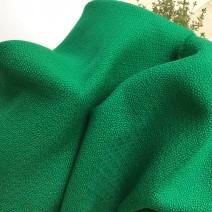 Tissu polypropylène cannage vert