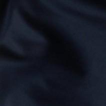 Tissu flanelle de laine peignée marine foncé, jupes, pantalon
