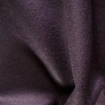 Tissu flanelle de laine prune