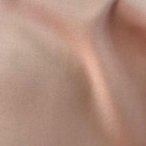 Tissu flanelle de laine peignée rose poudré