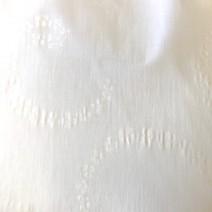 Tissu coton blanc tissu imprimé
