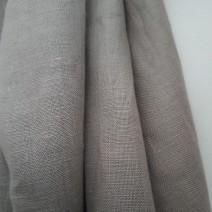 Tissu lin beige ou taupe ameublement