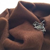 tissu mohair pour veste