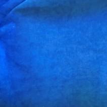 tissu polyester bleu de France