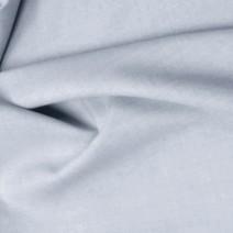 Tissu habillement polyester laine extensible uni gris bleu pour jupes, vestes, pantalons