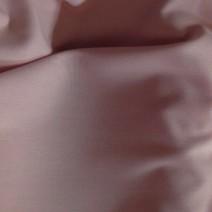 Tissu polyester laine crepe rose pâle, jupe,  pantalon