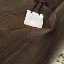 tissu rayures costume