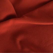 tissu trevira cs rouge brique