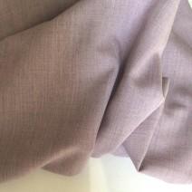 Tissu polyester viscose chevron violet