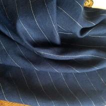 tissu jean au mètre pour costume