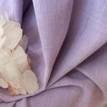 Tissu polyester viscose violet