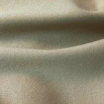 Rideau au metre drap de laine cachemire beige